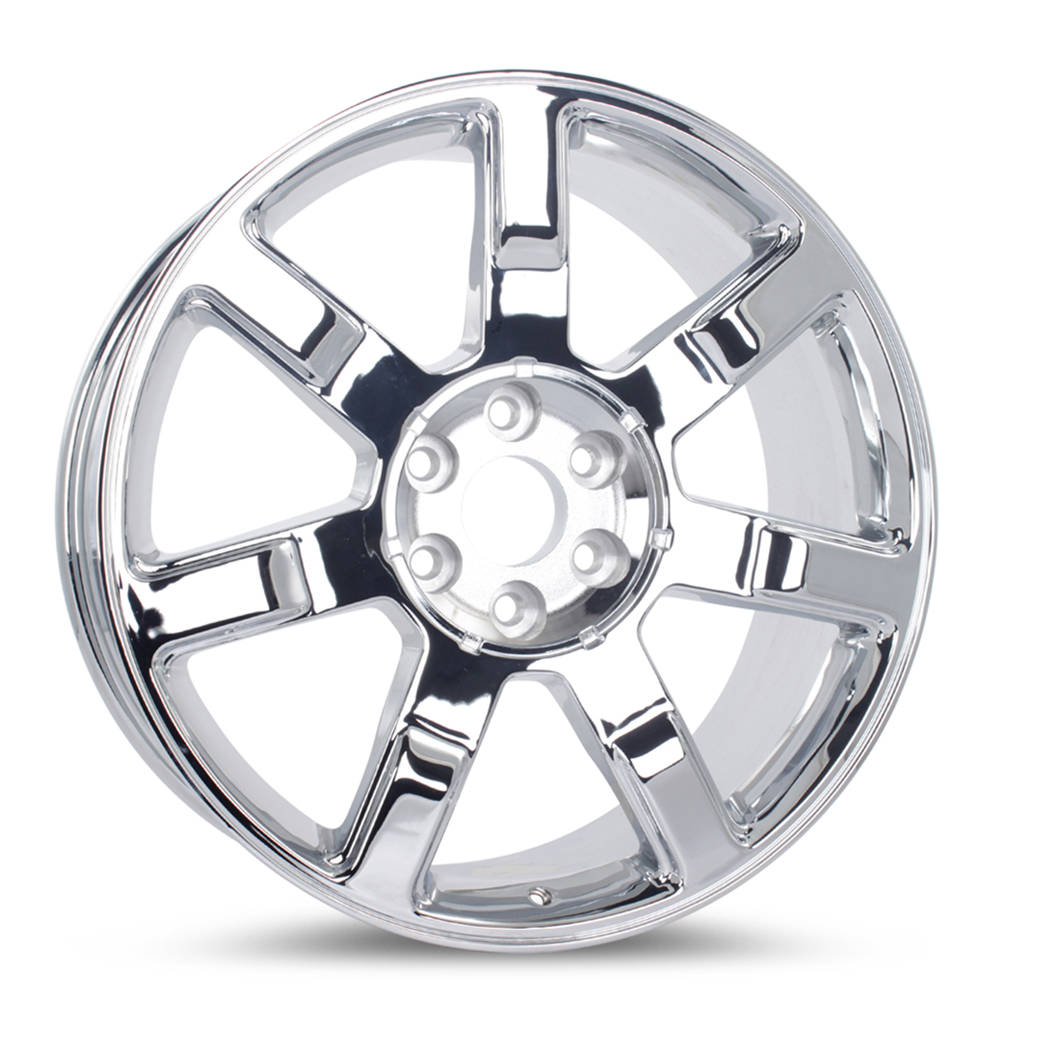 "New 22"" Chrome Wheel For Cadillac Escalade ESV EXT 2007"