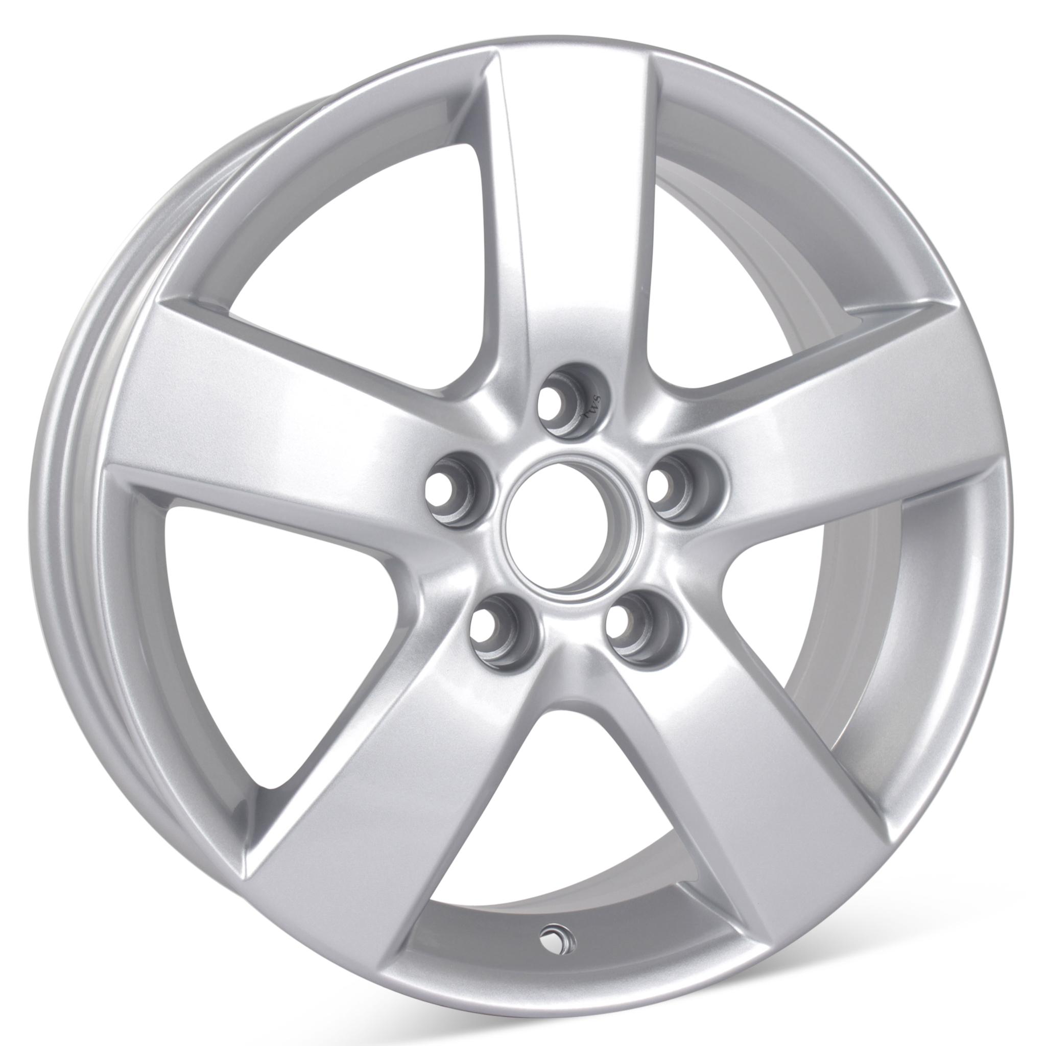 "New 16"" Alloy Replacement Wheel For Volkswagen Jetta 2008"