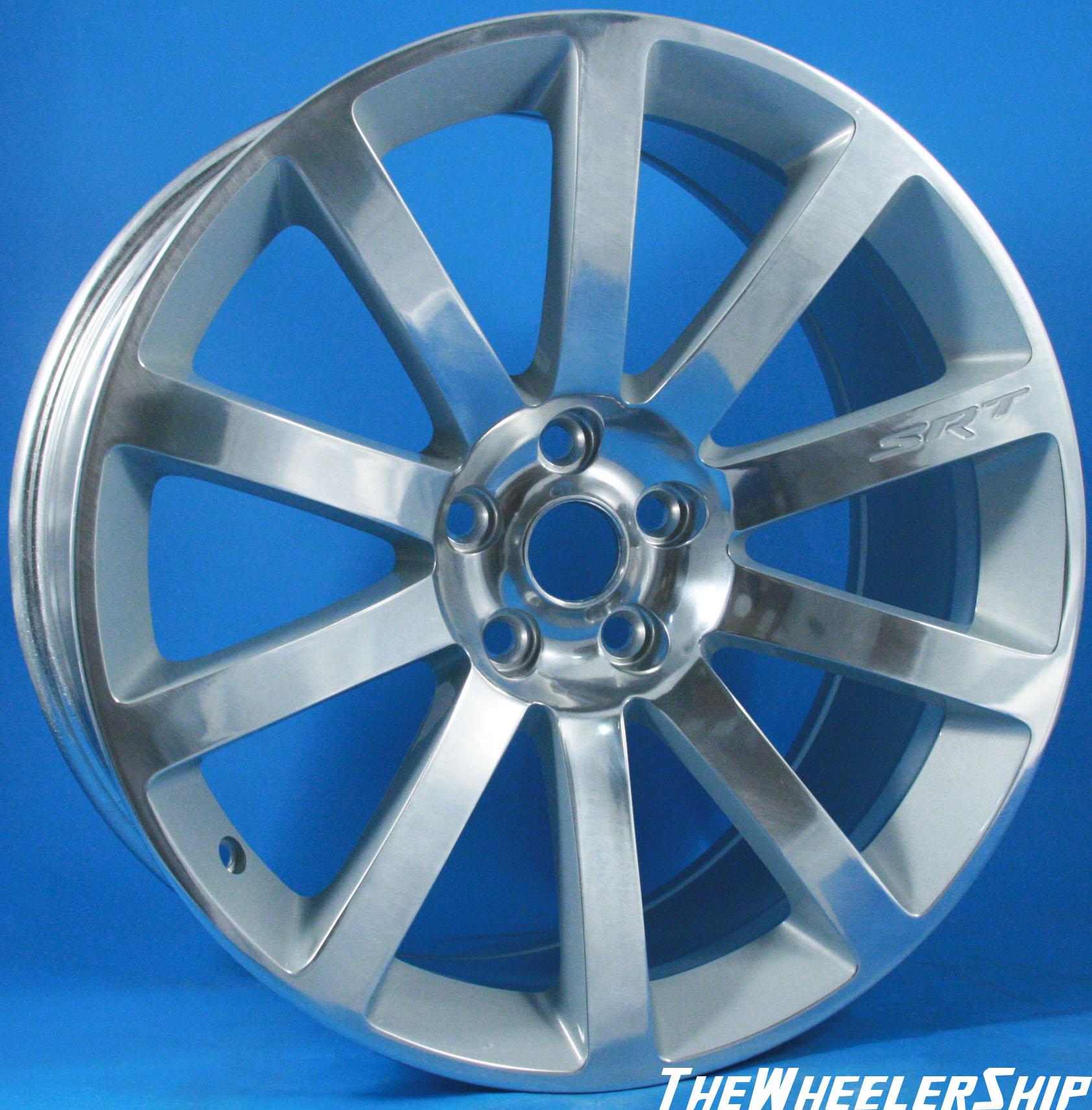 """Chrysler 300 SRT-8 2005-2010 20"""" X 9"""" Factory OEM Stock"""