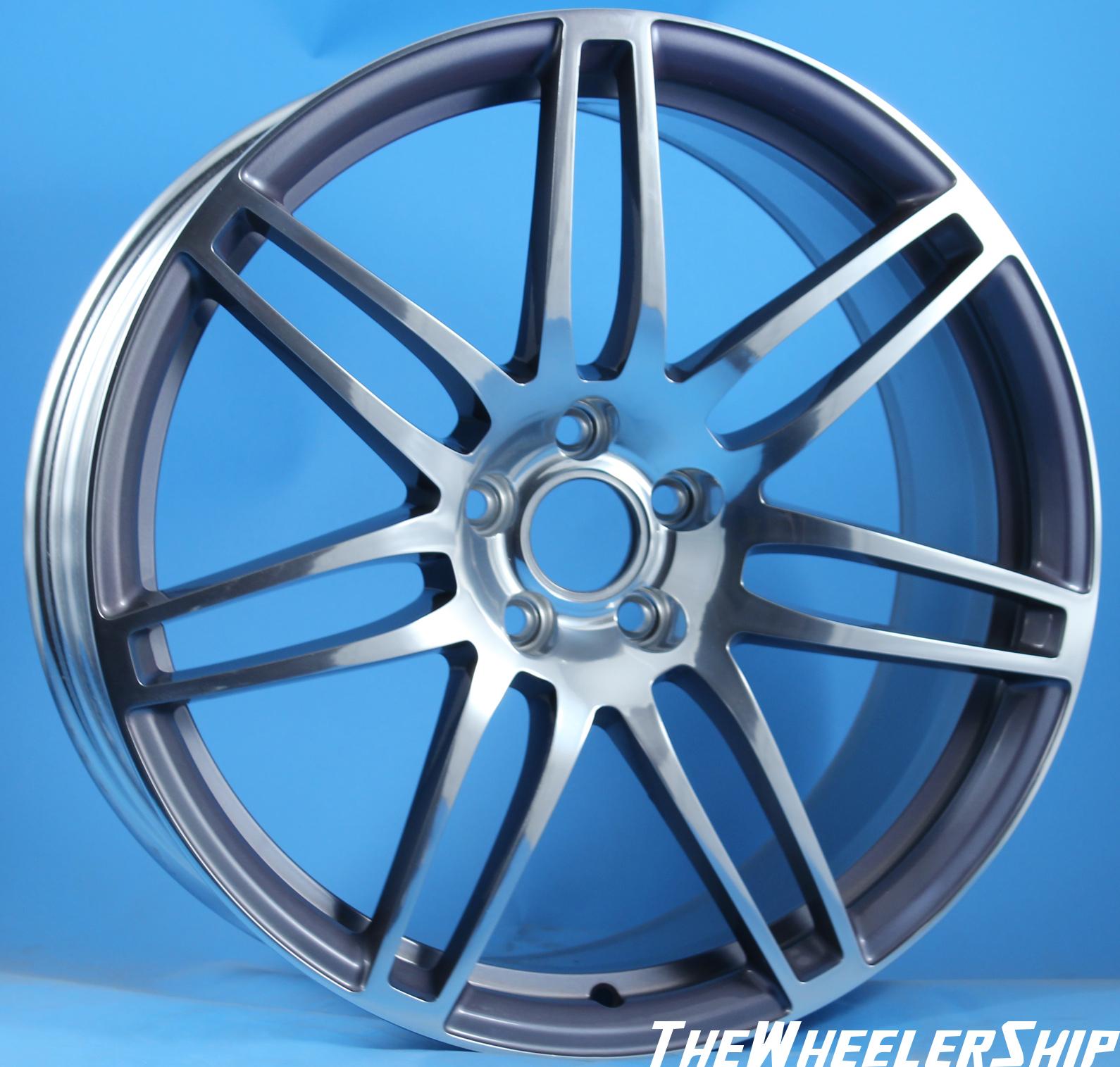 "Audi S7 2014 20"" X 9"" Factory OEM Stock Wheel Rim 58937"