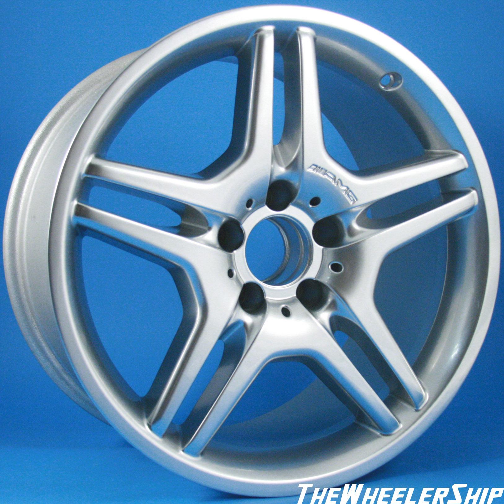 """Mercedes CLS500 CLS550 2006-2007 18"""" X 9.5"""" Rear AMG"""