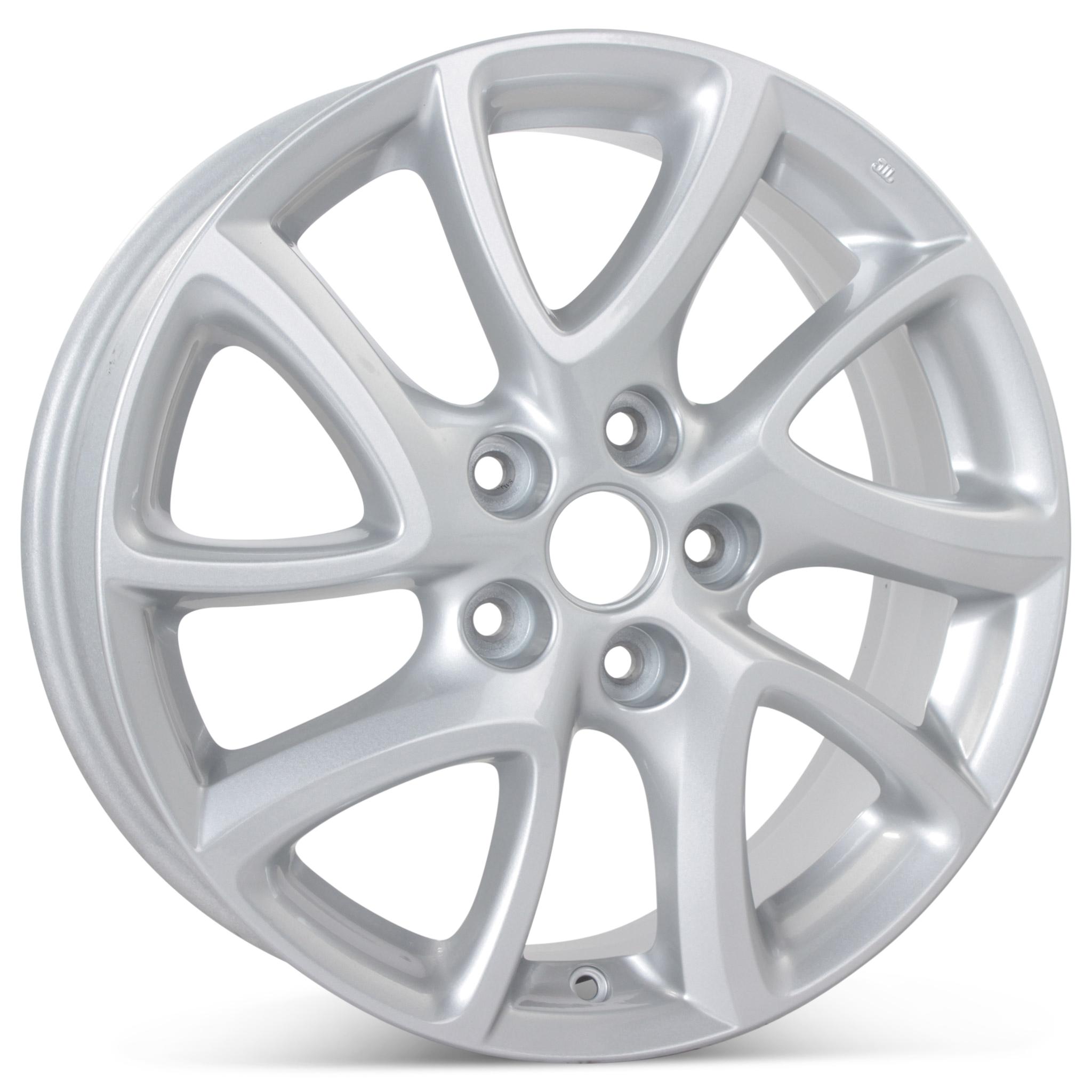 """Mazda 5 2012-2014 17"""" X 6.5"""" Factory OEM Stock Wheel Rim"""