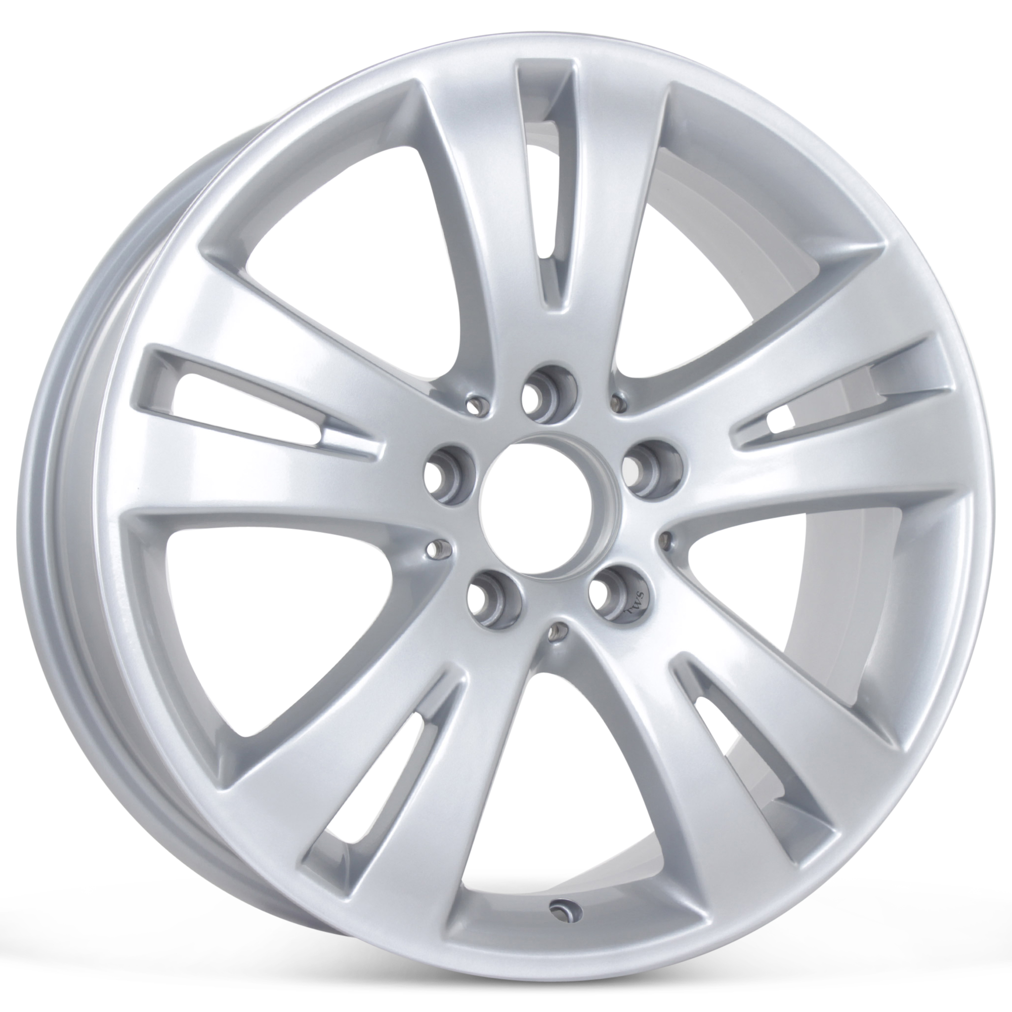New 17 alloy wheel for mercedes c300 c350 2008 2009 2010 for Mercedes benz c300 rims