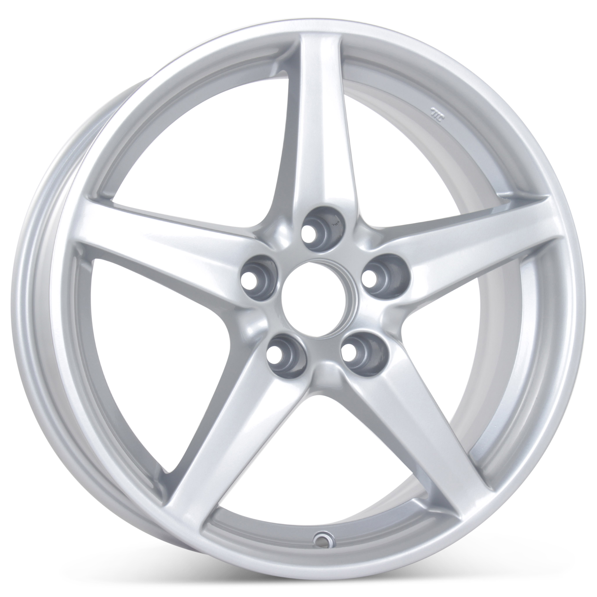 """New 17"""" X 7"""" Alloy Replacement Wheel For Acura RSX Type S"""