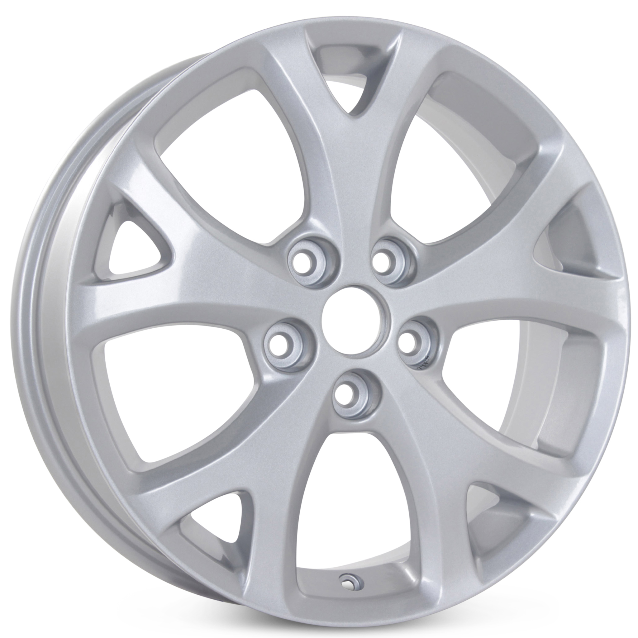 """For Sale 2008 Mazdaspeed 3 Wheels: New 17"""" X 6.5"""" Alloy Replacement Wheel For Mazda 3 2007 2008 2009 Rim 64895"""