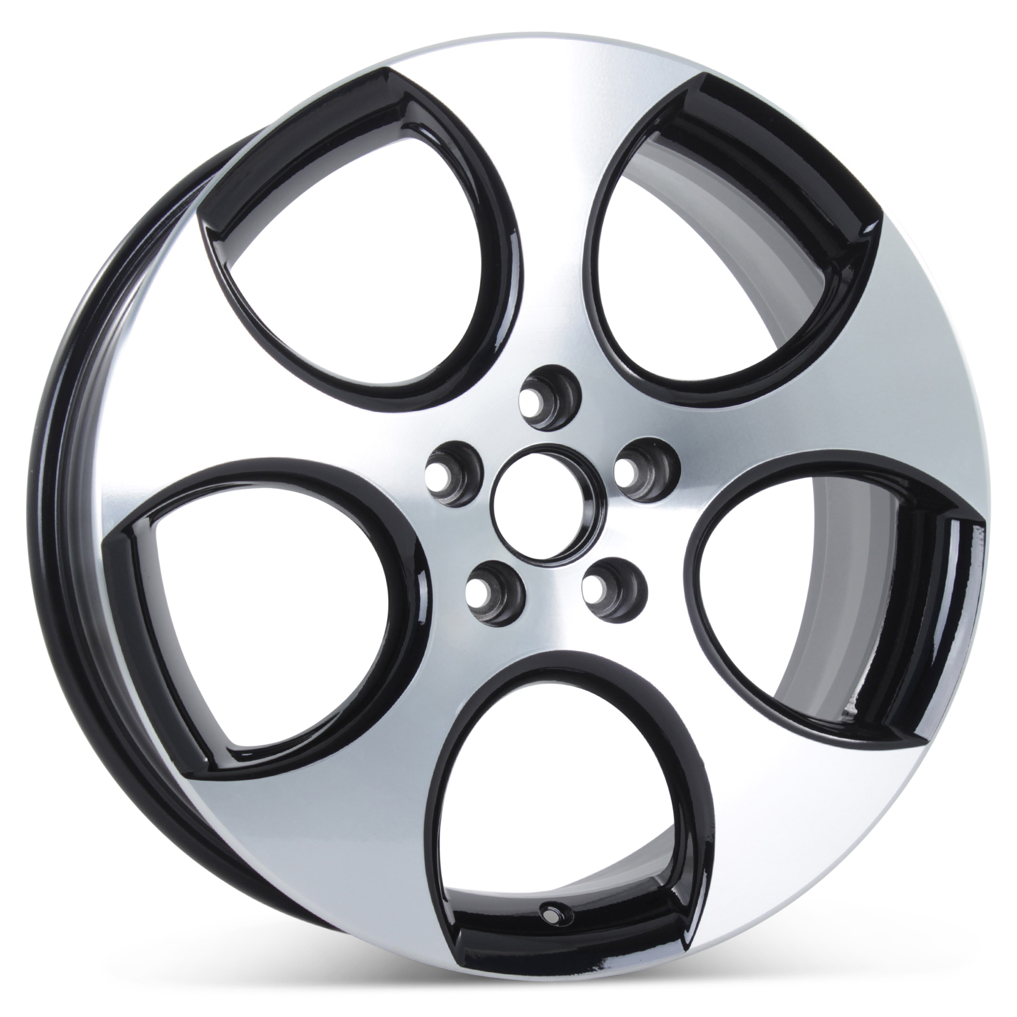 """New 18"""" Replacement Wheel For VW GTI Golf Jetta 2005-2013 Detroit 69822"""