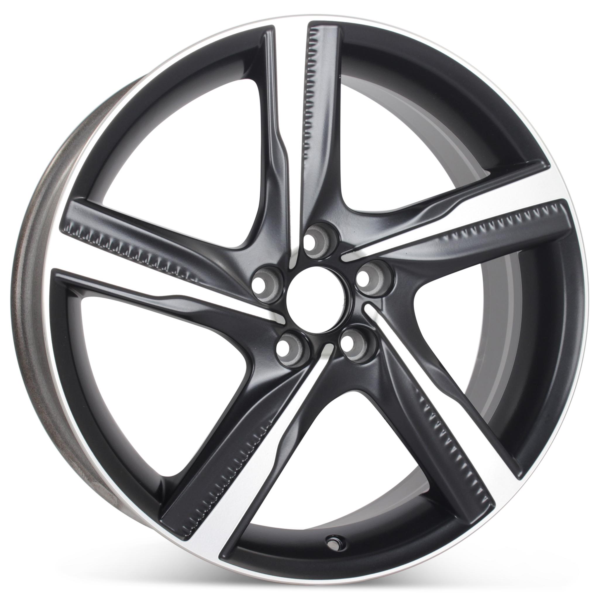 Volvo V60 2015 19 Quot X 8 Quot R Design Factory Oem Wheel Rim