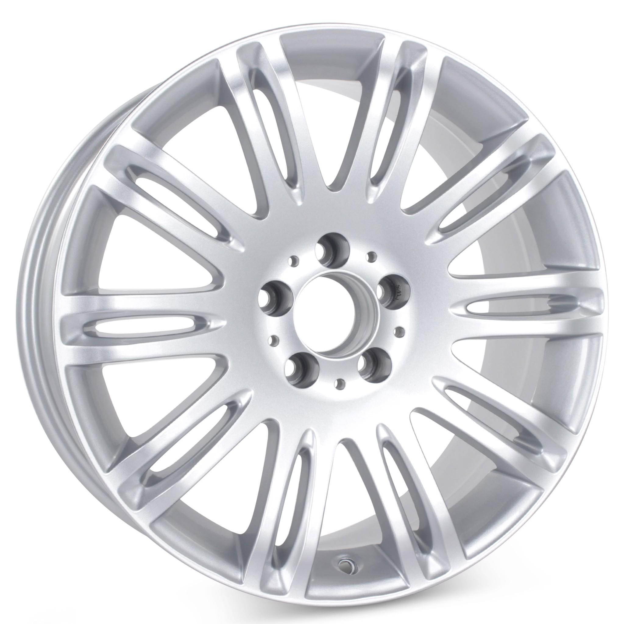 mercedes class aluminum oem wheel rim ebay