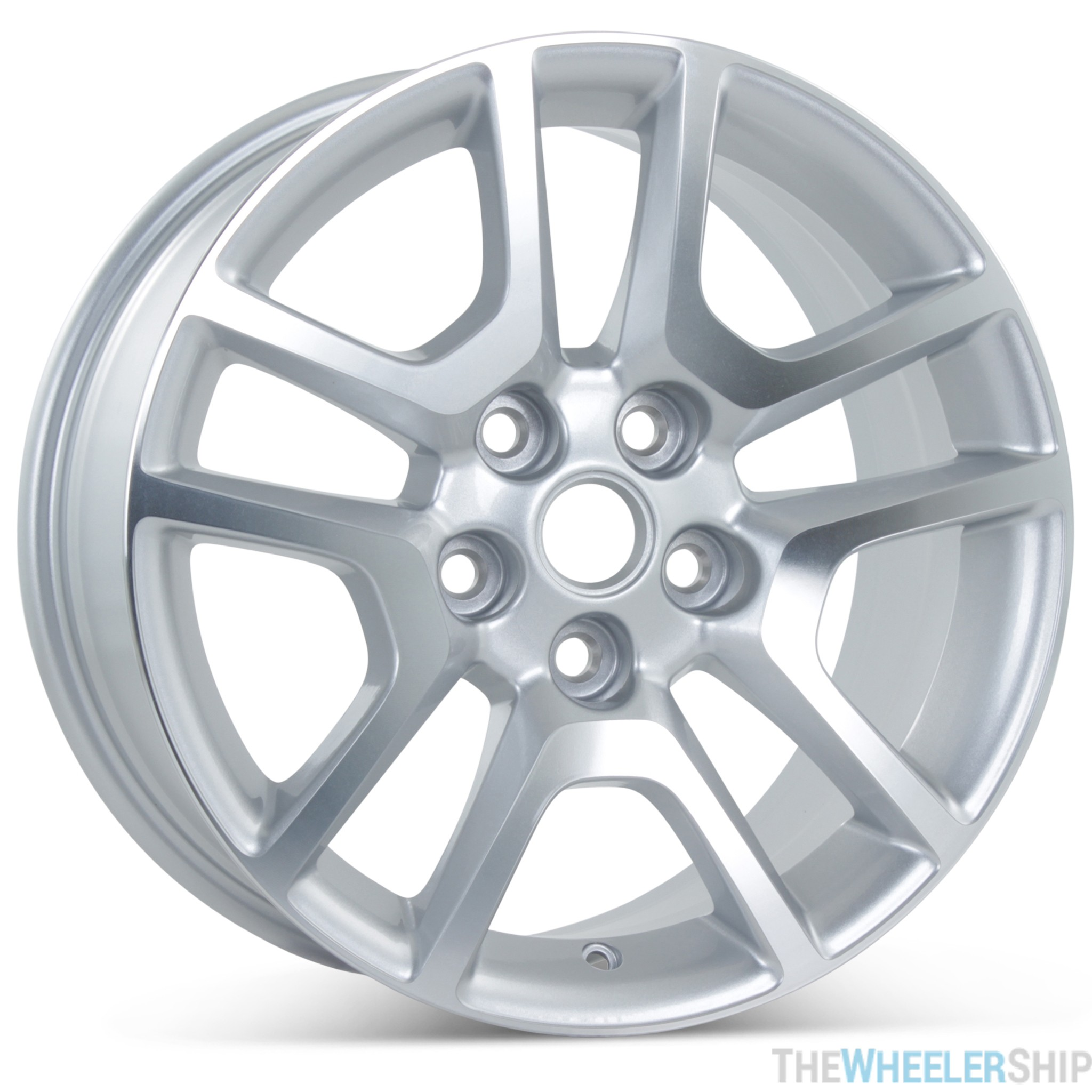 "New 17/"" Replacement Rim for Chevrolet Malibu 2013-2016 Wheel Silver"