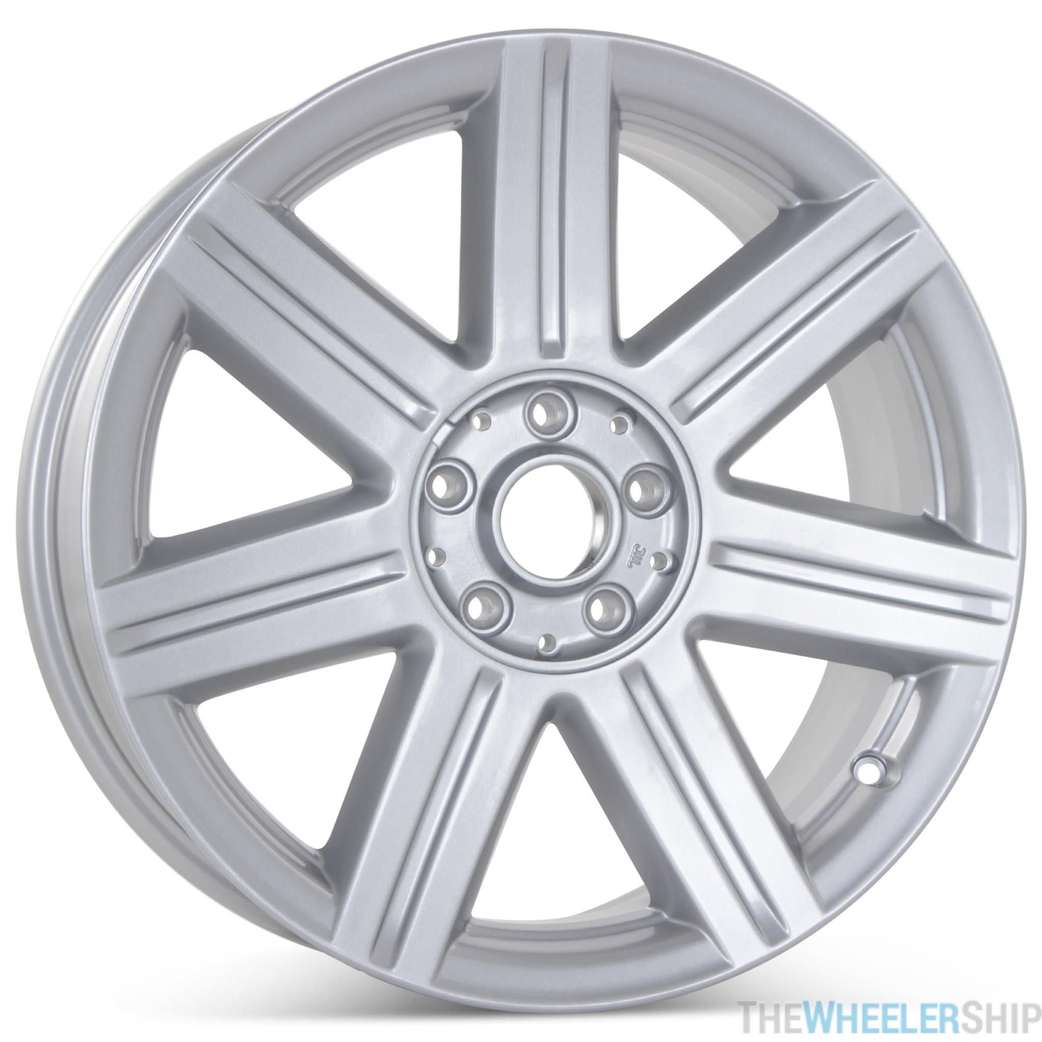 2004-2008 Chrysler Crossfire Wheels For Sale