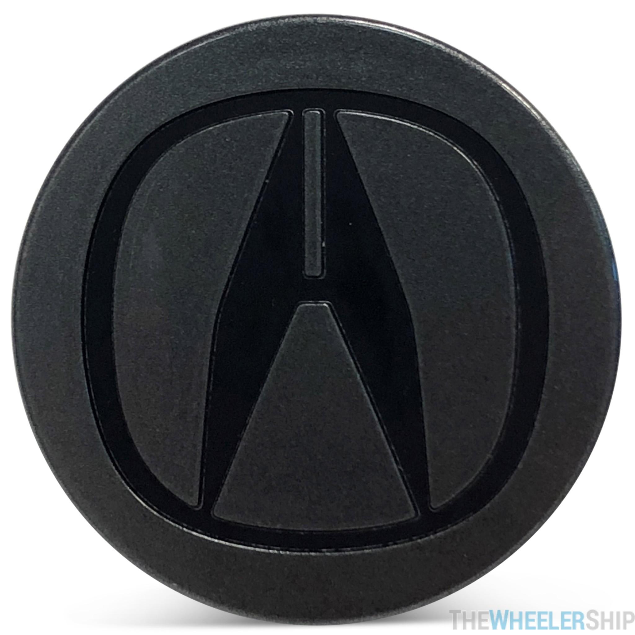 OE Genuine Wheel Cap - Charcoal W