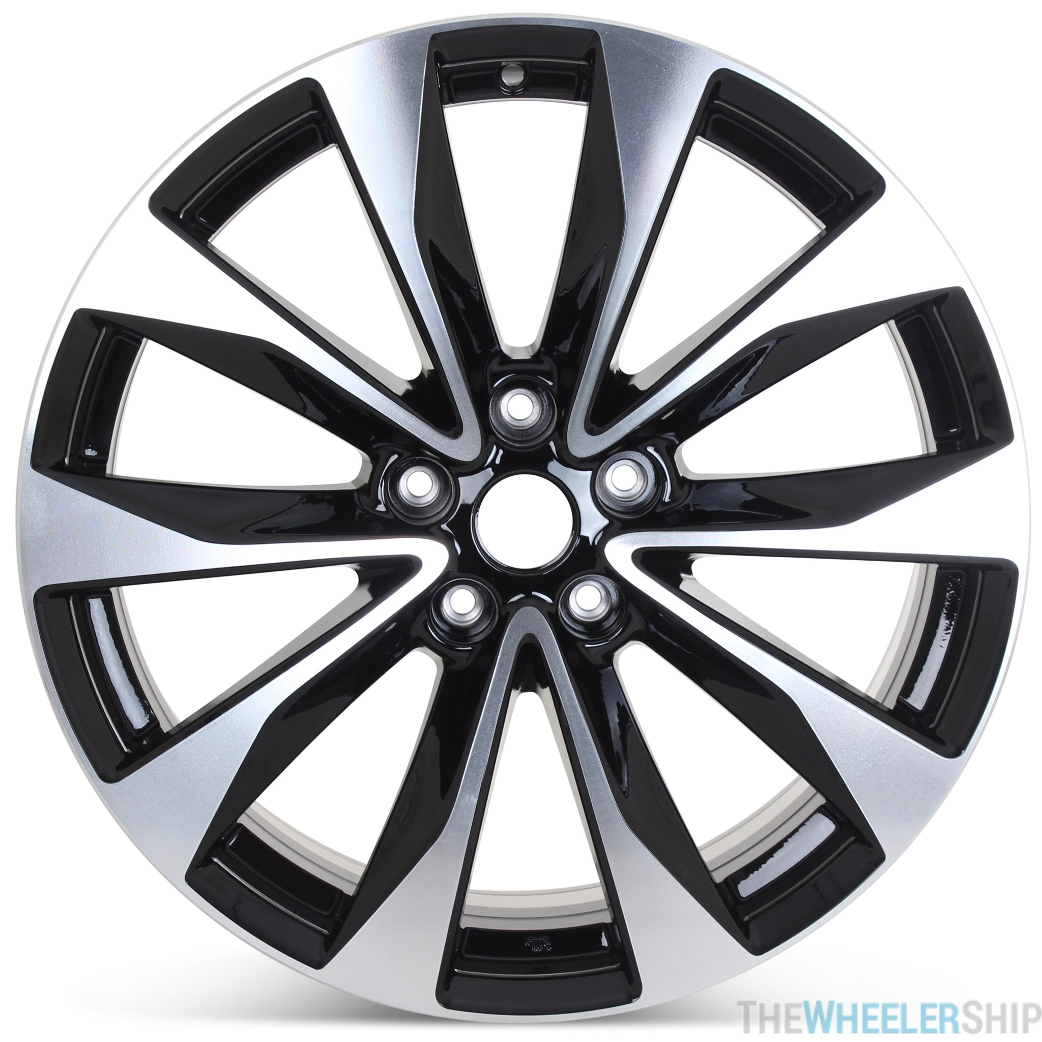 """New 19"""" Alloy Replacement Wheel For Nissan Maxima 2018"""