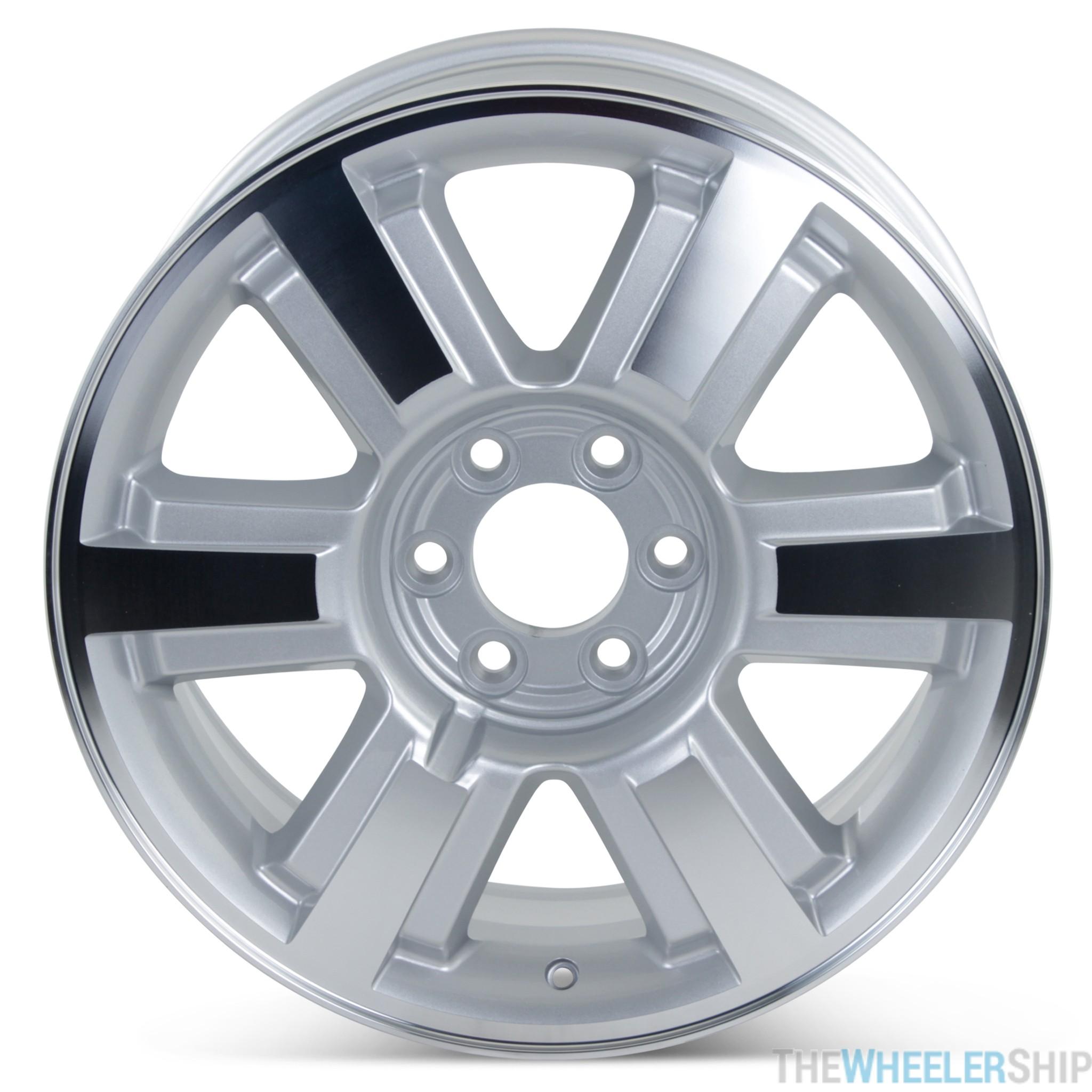 Ford F150 Wheels >> 2006 2008 Ford F150 Wheels 20 Inch F150 Wheels