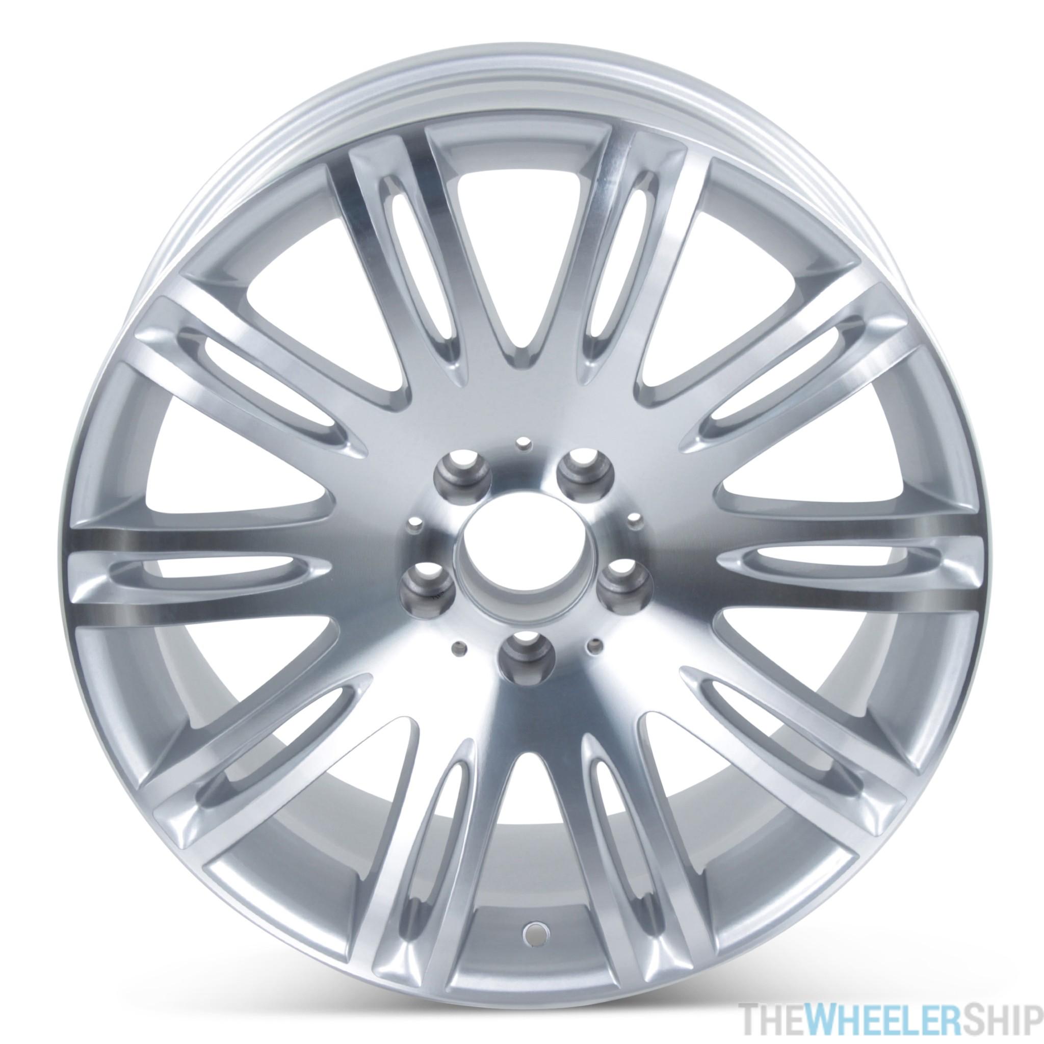 """Brand New 18/"""" Rear Replacement Wheel for Mercedes E350 E550 2007-2009 Rim 65433"""