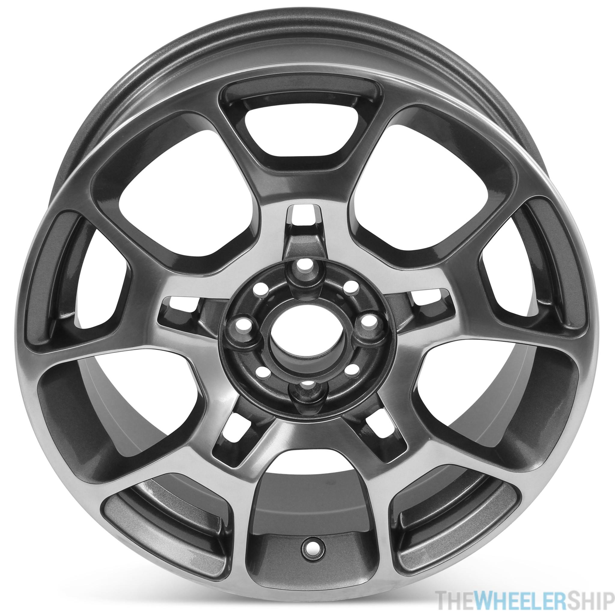"""2012 2013 2014 2015 Fiat 500 Alternator 1 4l 2 Door Oem: New 16"""" Alloy Replacement Wheel For Fiat 500 2012 2013"""