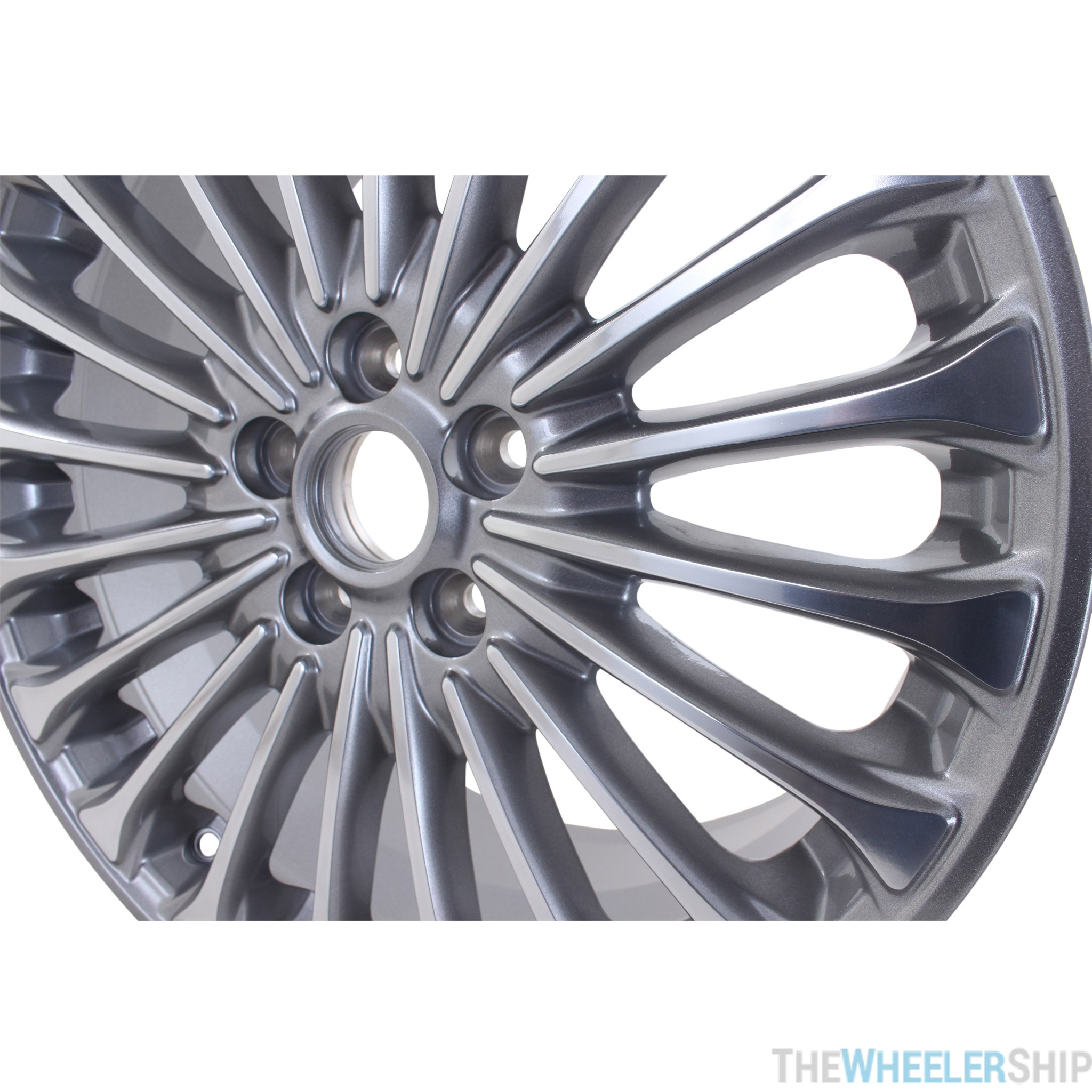 fusion ford alloy wheel rim replacement wheels rims