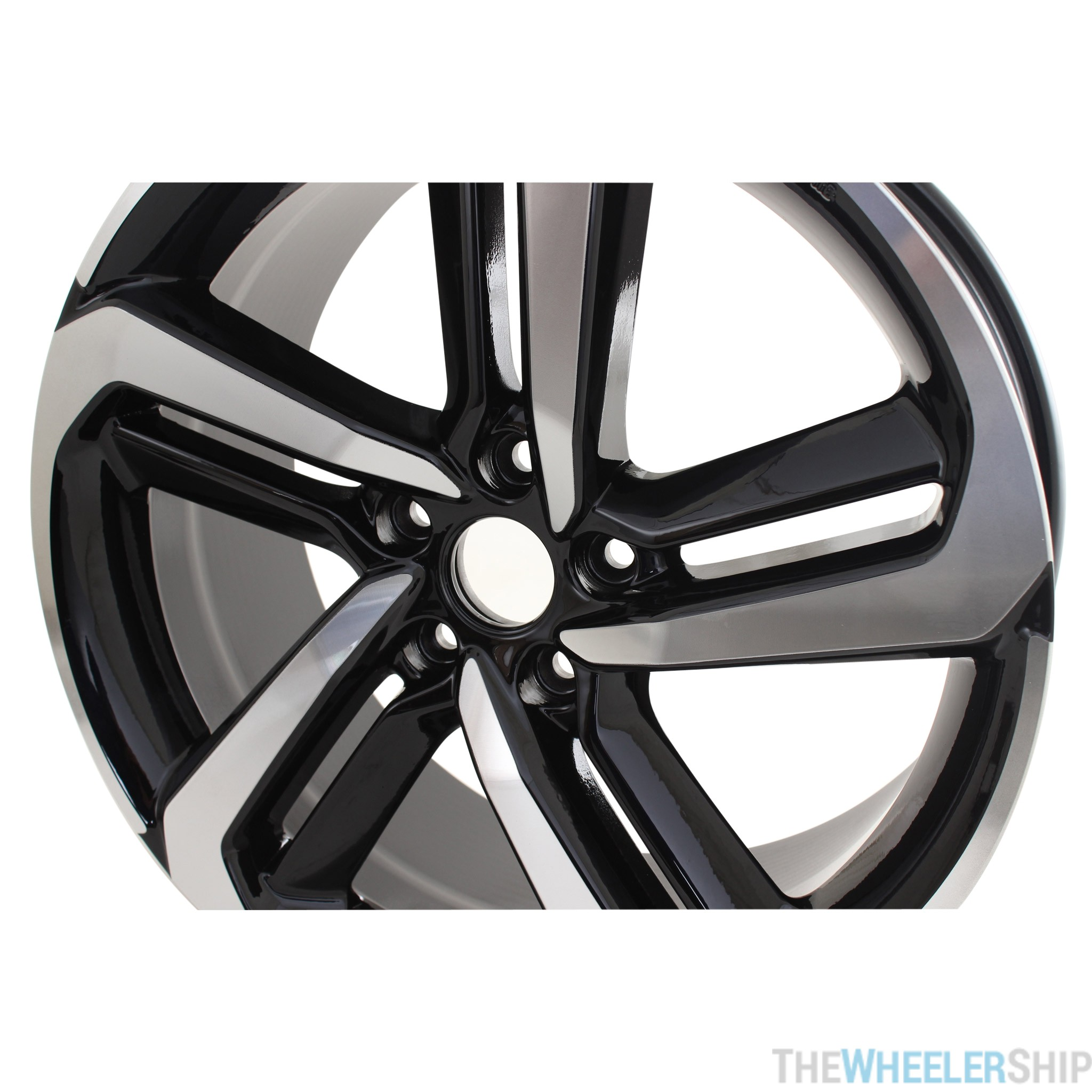 """Set Of 4 New 19"""" X 8.5"""" Replacement Wheels For Honda"""