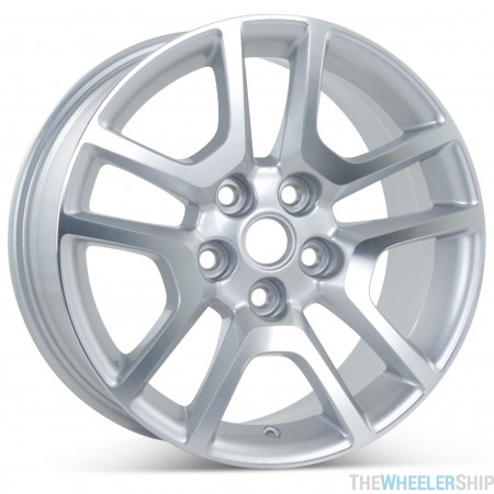 "New 17"" x 8"" Alloy Replacement Wheel for Chevrolet Malibu 2013 2014 2015 2016 Rim 5559"