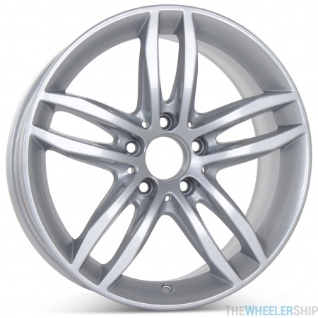 """New 17"""" x 8.5"""" Replacement Rear Wheel for Mercedes C250 C300 2012-2014 Rim 85259"""