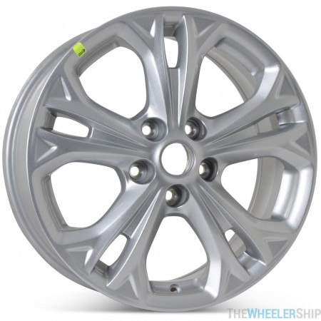 "Brand New 17"" x 7.5"" Ford Fusion 2012 Factory OEM Wheel Silver Rim 3871"