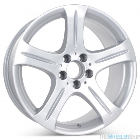 "Brand New 18"" x 8.5"" Replacement Wheel for Mercedes CLS500 CLS550 2006-2007 Rim 65371"