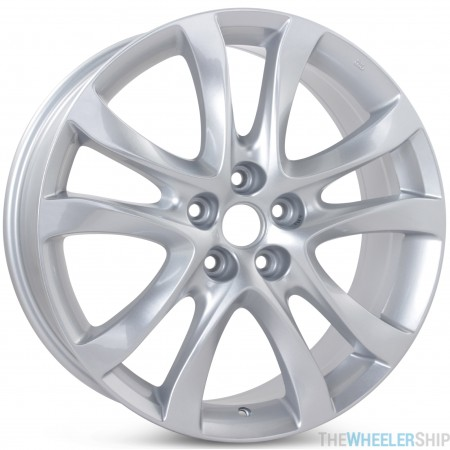 "New 19"" x 7.5"" Replacement Wheel for Mazda 6 2014 2015 2016 2017 Rim 64958"