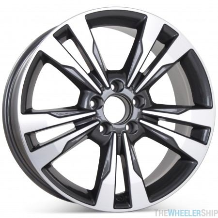 "New 18"" x 8.5"" Alloy Replacement Wheel for Mercedes E350 2014 2015 2016 Rim 85397"