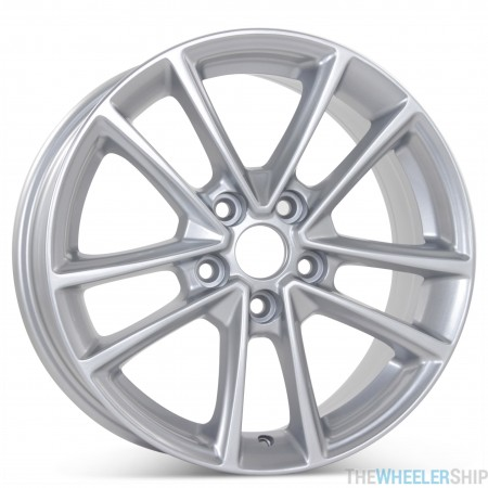 "New 16"" x 7"" Replacement Wheel for Ford Focus 2015 2016 2017 Rim 10010"