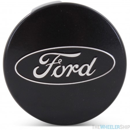 OE Genuine Ford Focus Mustang Fusion Explorer Black Center Cap with Ford Logo  CAP3113