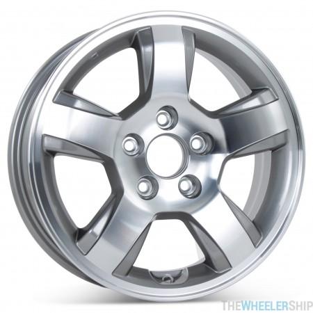 "New 16"" x 6.5"" Alloy Replacement Wheel for Honda Pilot 2006 2007 2008 Rim 63903"