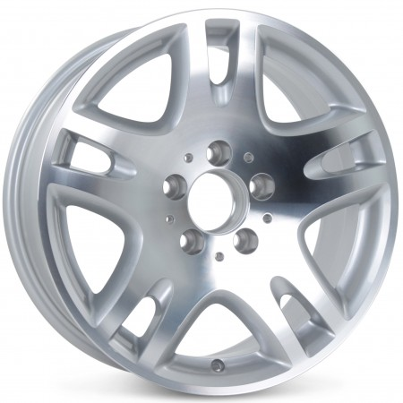"New 16"" x 8"" Alloy Replacement Wheel for Mercedes E320 E350 2003 2004 2005 2006 Rim 65295"