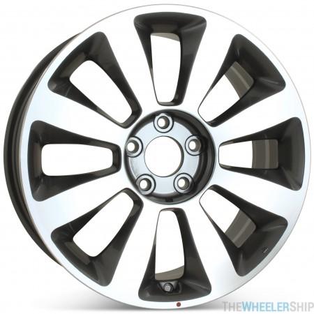 "New 18"" x 7.5"" Alloy Replacement Wheel for Kia Optima 2011 2012 Rim 74653"