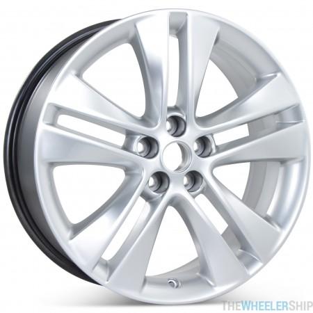 "New 18"" x 7.5"" Wheel for Chevrolet Cruze 2011 2012 2013 2014 2015 2016 Rim 5477"