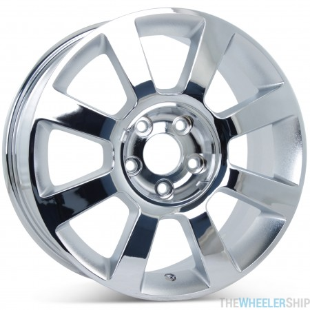 "New 17"" x 7.5"" Alloy Replacement Wheel for Lincoln MKZ 2007 2008 2009 Zephyr 2006 Rim 3629"