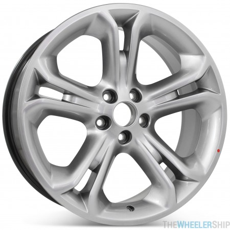 "New 20"" x 8.5"" Alloy Replacement  Wheel for Ford Explorer 2011 2012 2013 2014 2015 Rim 3860"