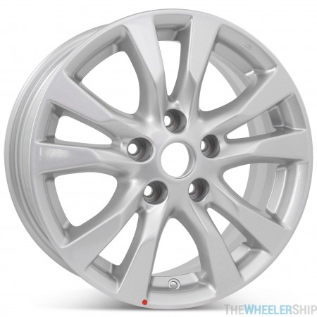 """New 16"""" x 7"""" Alloy Replacement Wheel for Nissan Altima 2014 2015 2016 2017 Rim 62718"""