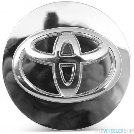 OE Genuine Toyota Venza 2009 2010 2011 2012 2013 2014 2015 Sienna Chrome Center Cap 42603-08020