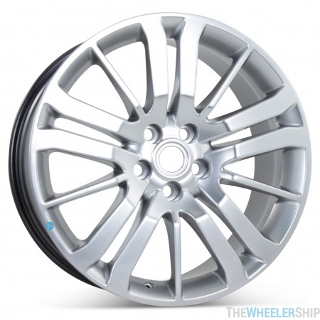 "Set of 4 New 20"" x 9.5"" Wheels for Range Rover Sport 2009-2013 Replacement Rim 72208 Hyper Silver"
