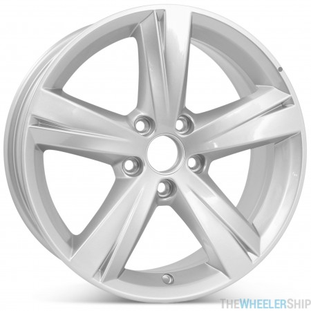 "New 17"" x 7"" Alloy Replacement Wheel for Volkswagen Passat  2012 2013 2014 2015 Rim 69928"
