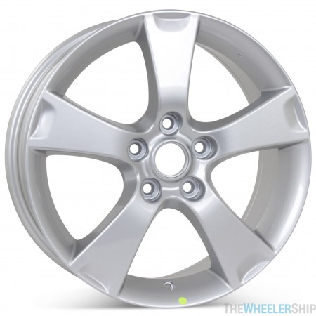 "New 17"" x 6.5"" Alloy Replacement Wheel for Mazda 3 2004 2005 2006 Rim 64861"