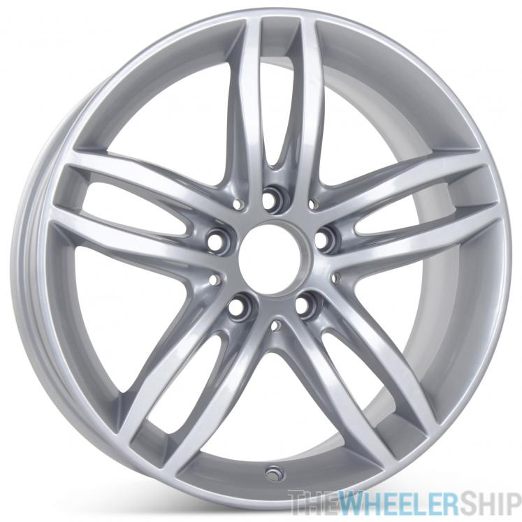 """New 17"""" X 8.5"""" Replacement Rear Wheel For Mercedes C250"""