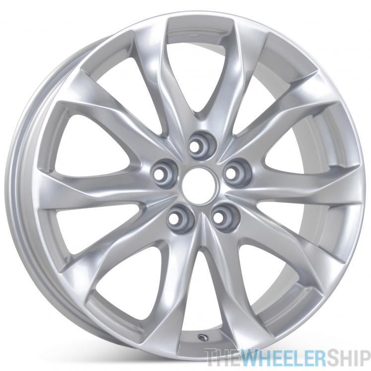 "2014-2016 Mazda 3 Wheels for Sale | 18"" Mazda 3 Alloy Wheels 2014 Mazda 3 Wheels"