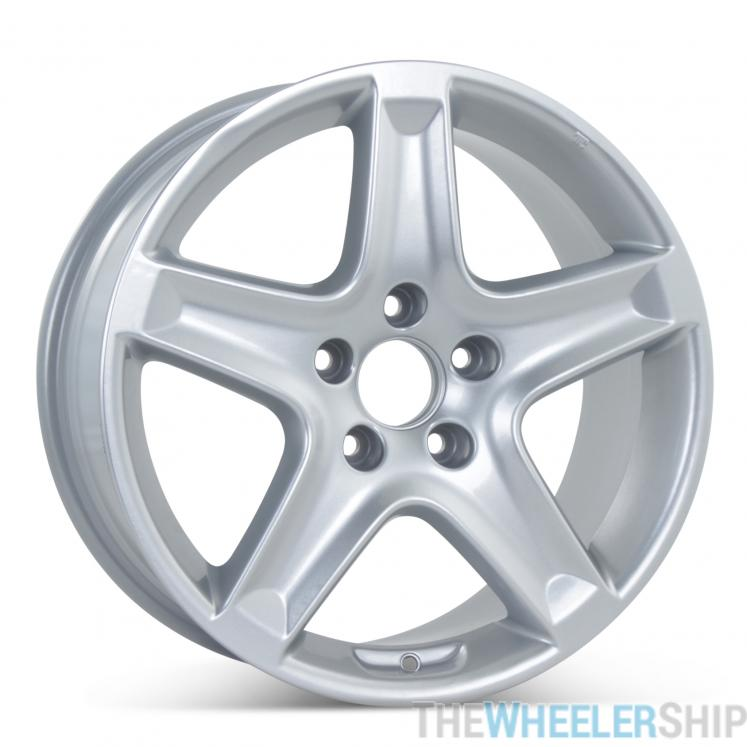 "17"" X 8"" Alloy Replacement Wheel For Acura TL 2005 2006"