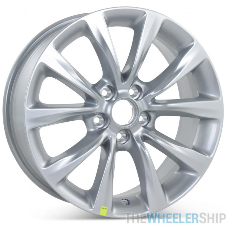 2015-2017 Chrysler 200 OEM Wheels