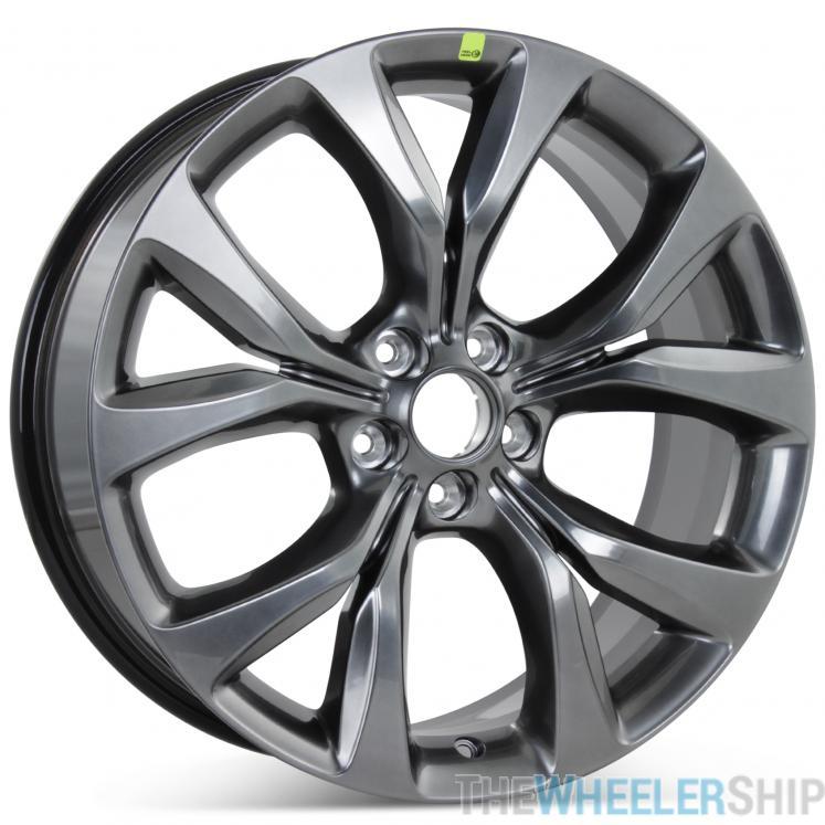 2015 2017 Chrysler 200 Wheels 19 Oem Chrysler Wheels