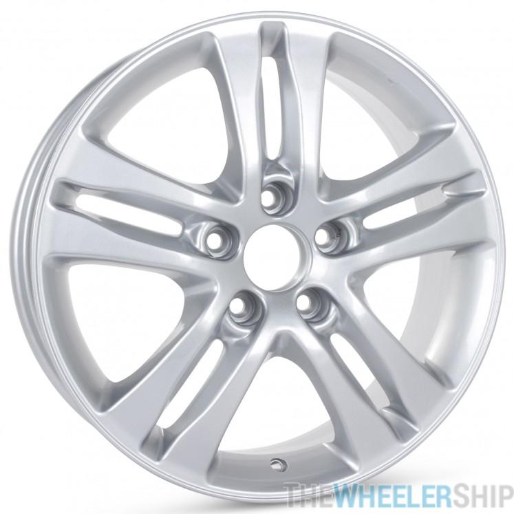 brand new 17 x 6 5 replacement wheel for honda crv cr v 2010 2011 rim 64010. Black Bedroom Furniture Sets. Home Design Ideas
