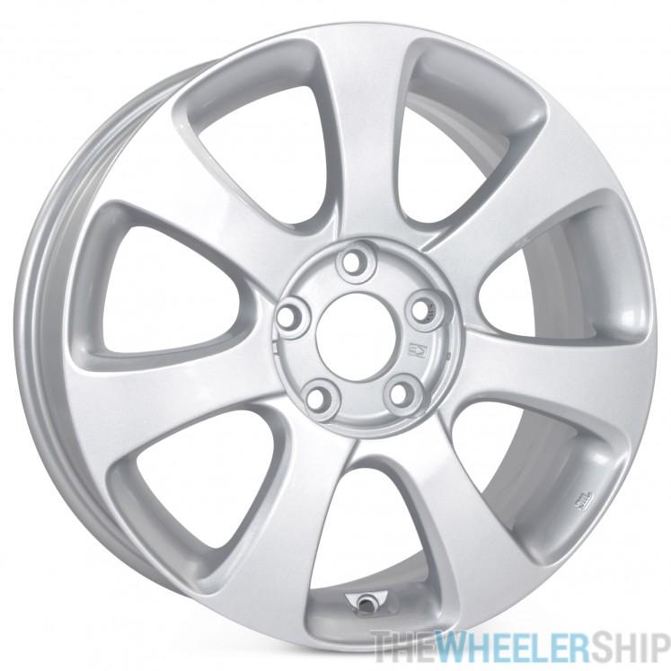 """Hyundai Elantra Tire Size: New 17"""" Alloy Replacement Wheel For Hyundai Elantra 2011"""