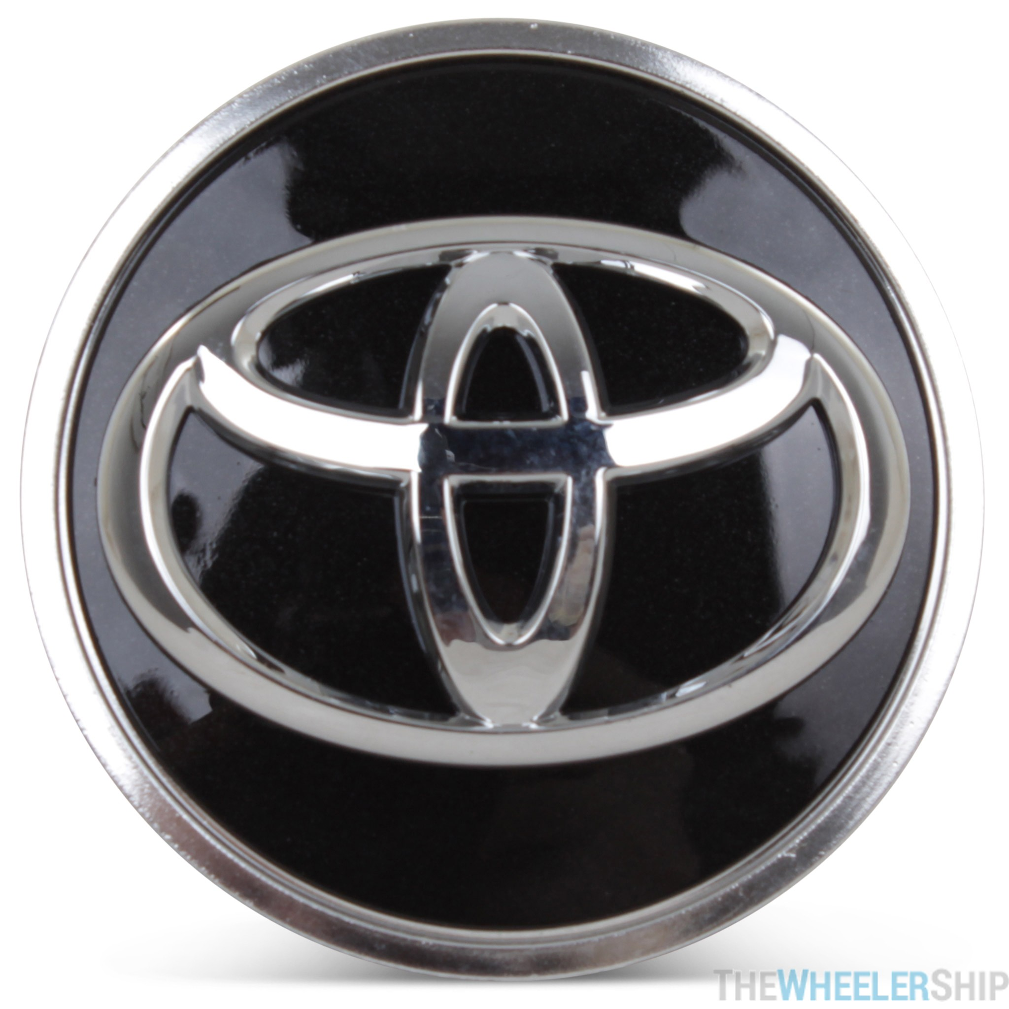 Toyota Rav4 Red 4 Emblem Genuine OEM OE