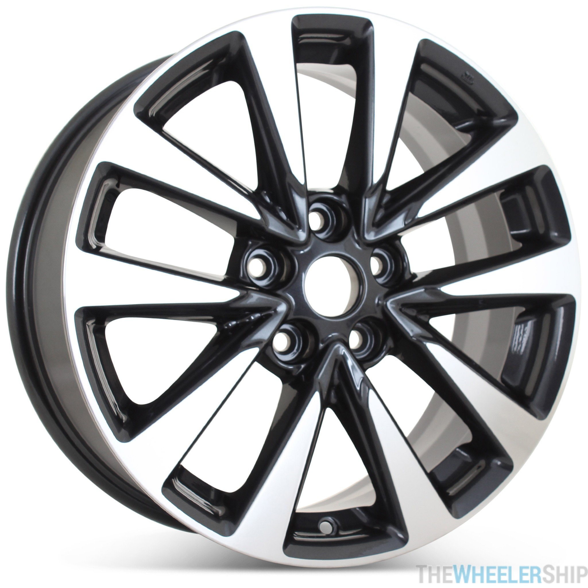 2016 2018 Nissan Altima Rims Nissan Altima 17 Wheels