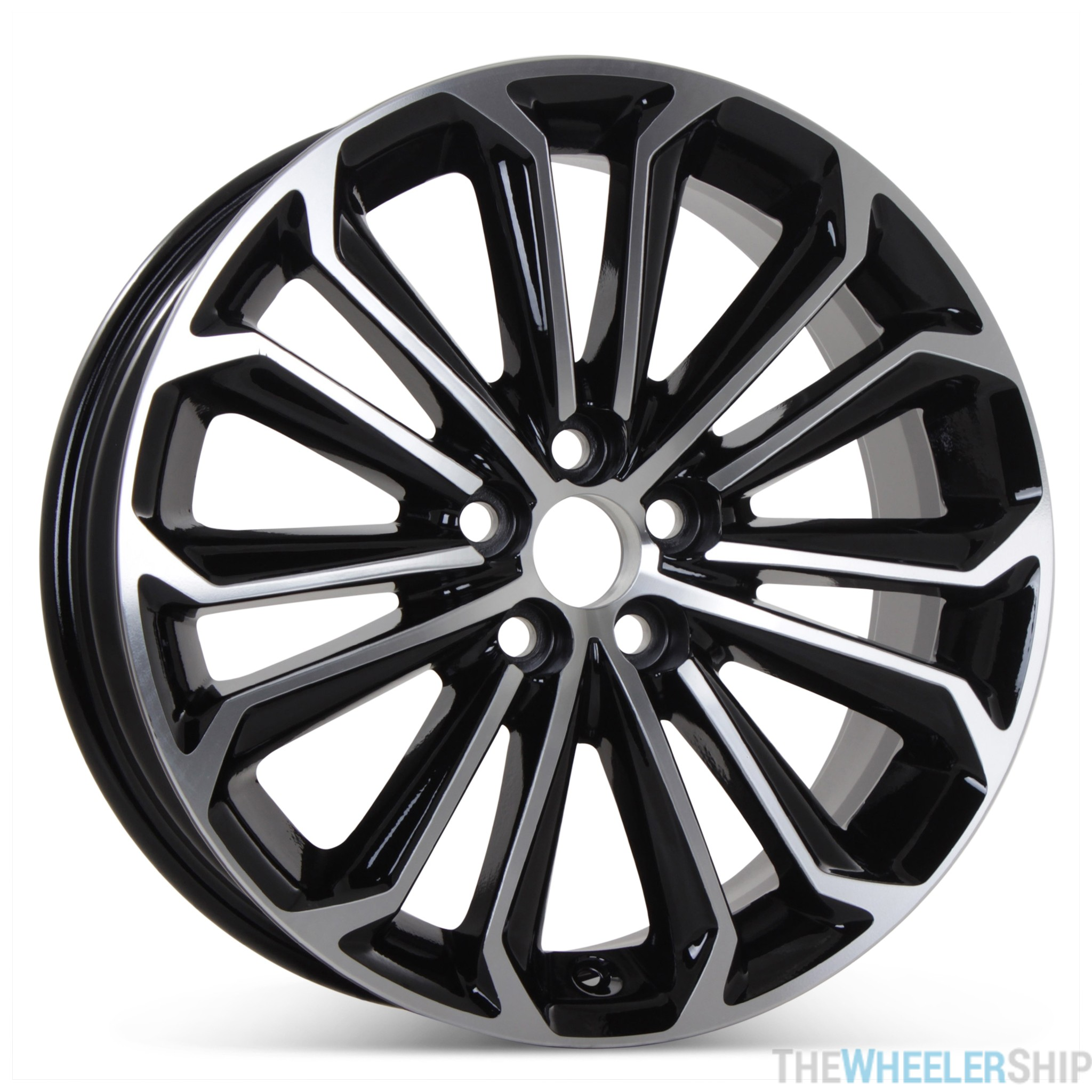 Set Of 4 2014 2016 Toyota Corolla S Wheels 17 Corolla Alloy Wheels